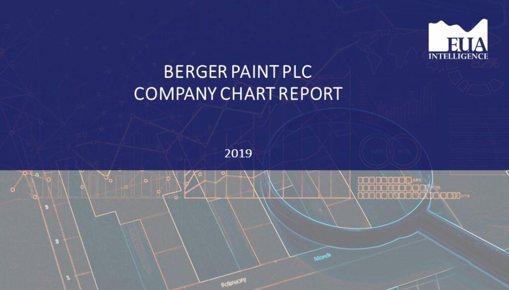 EUA Berger Paint Plc Company Report 2019