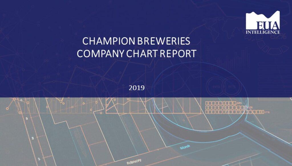 EUA Champion Breweries Plc Company Report 2019