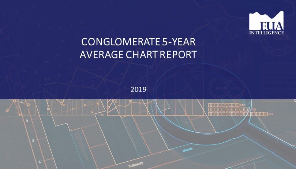 EUA Conglomerate 5 Yr Industry Average Report 2019